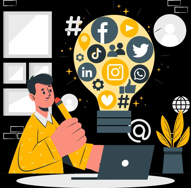 Communiquez sur les réseaux sociaux