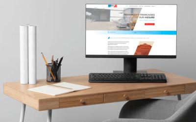 Remorquage d'un nouveau site par Fructiweb !