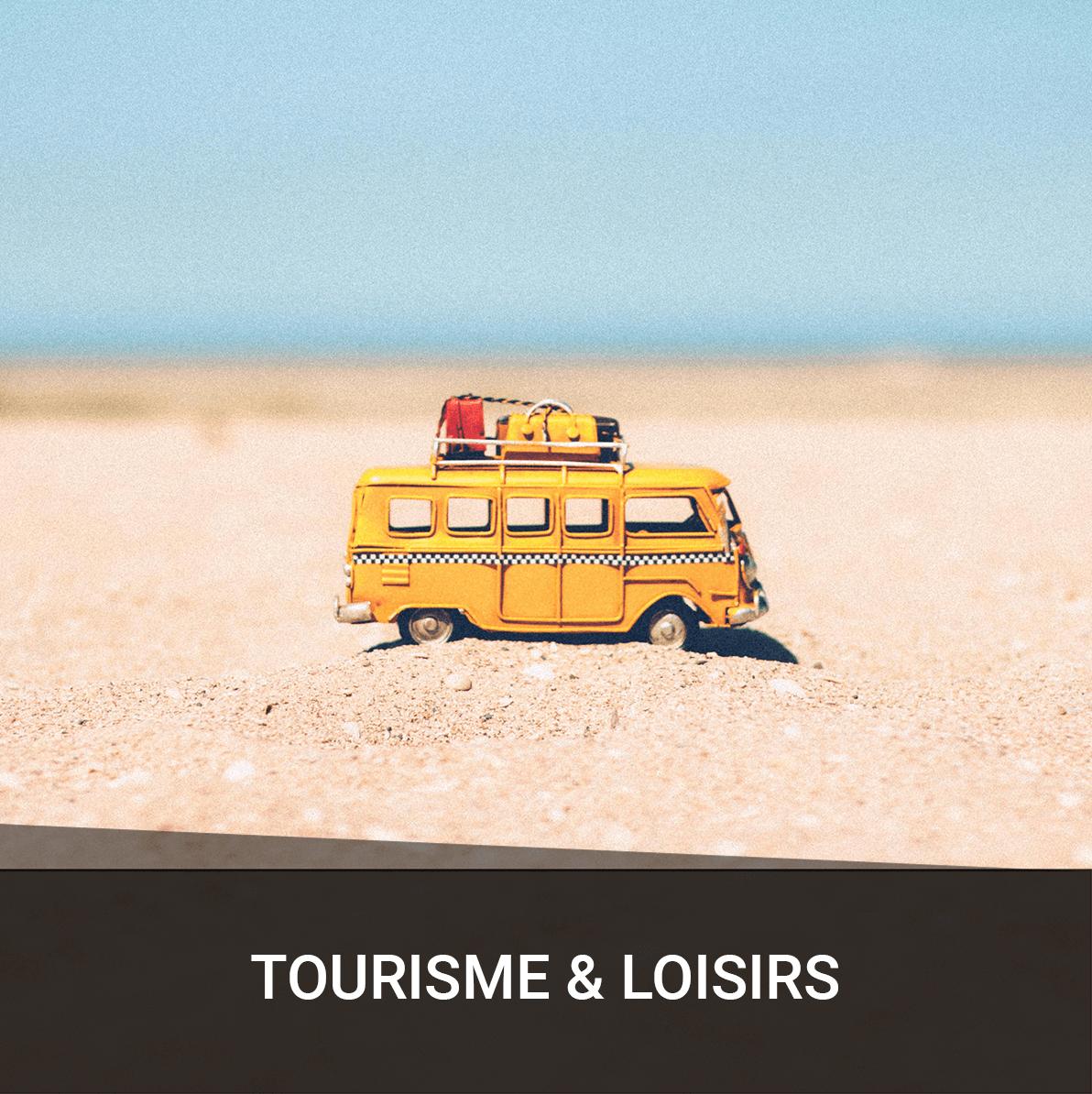 Image représentant la catégorie tourismes & loisirs des réalisations de Fructiweb